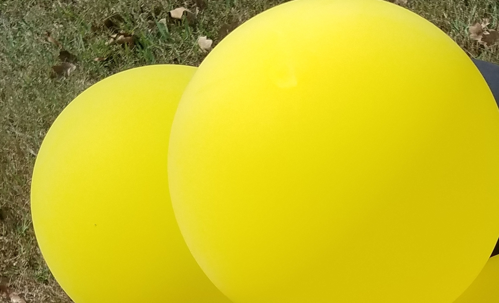 Ceremony Planned to Release Balloons at Tom Reynolds Field Wednesday in Awareness of Suicide Prevention Week