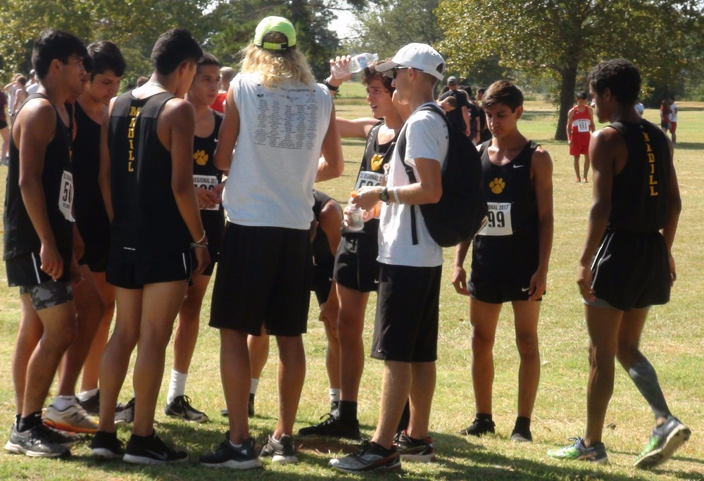 Madill Cross Country Squads Make State in Velma Regional Saturday; Girls Earn Third, Boys Fourth; Christie Leads Way for 'Cats; Official Results Posted