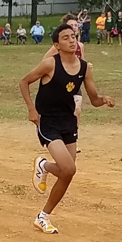 Duran to Represent Madill in Cross Country Meet of Champions Saturday