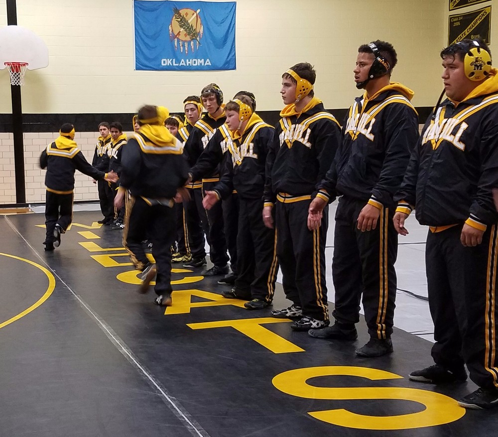 Wrestling Wildcats Edged Out by Plainview on Opening Night Tuesday; Watch Match on Demand