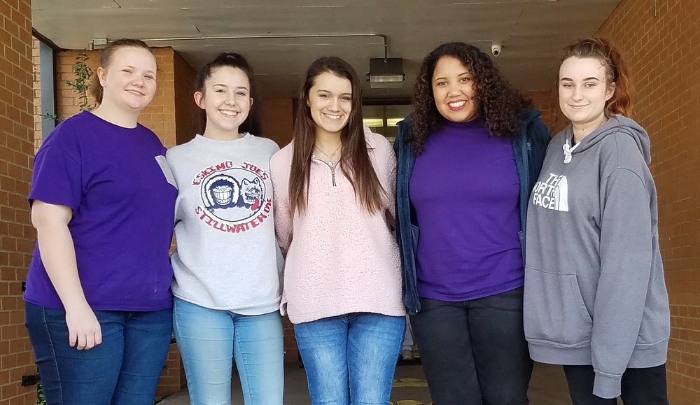 Madill Students Help Raise Funds for Fellow Student